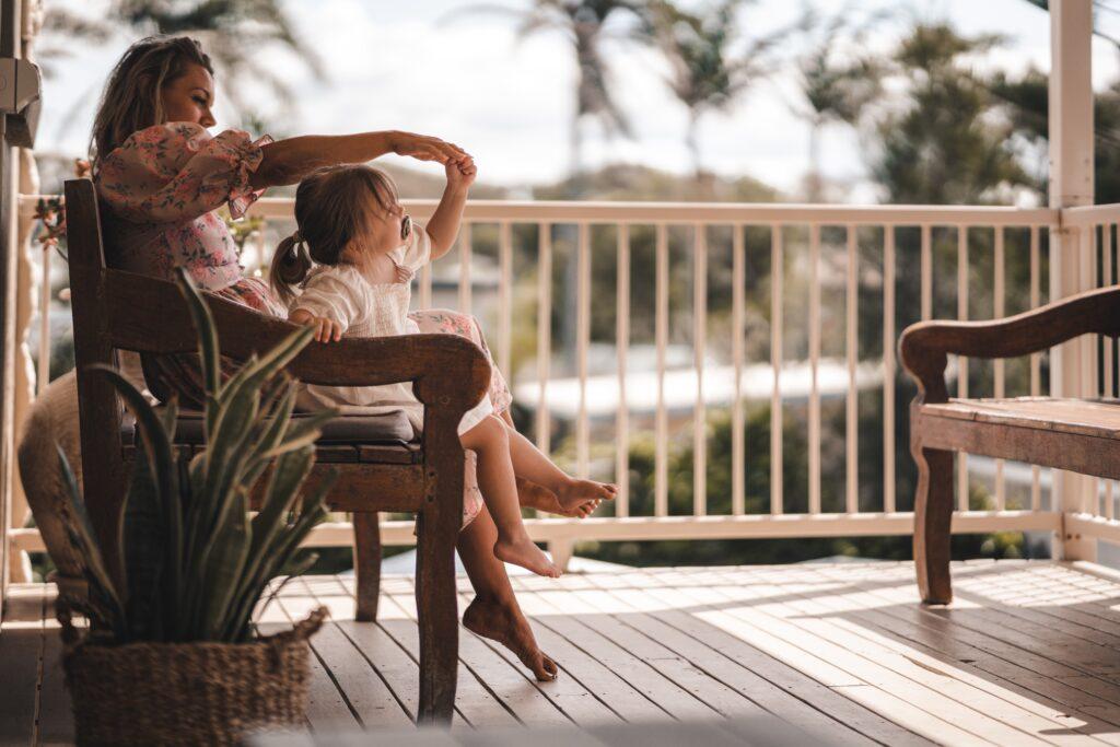 Les parents calmes sont mieux à même d'aider les enfants à gérer la frustration